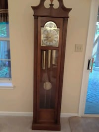 Grandfather clock Sterling
