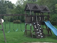 Child Playset, Rocky Mountain Retreat Cudahy, 53110