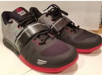 REEBOK CROSSFIT Training Shoe in Men's size 11. Very good condition   Potomac, 20854