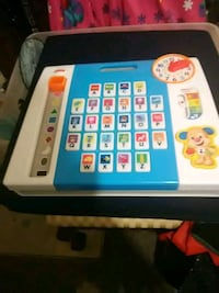 Fisher Price Laugh&Learn Puppy's A &Z Smart Pad