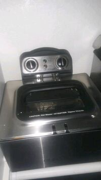 Deep fryer stainless never used Lancaster, 93534
