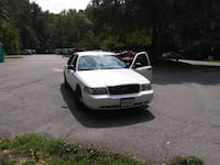 2011 Ford Crown Victoria Washington