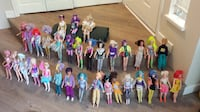 Jem and the holograms doll and playset vintage collection  Vancouver