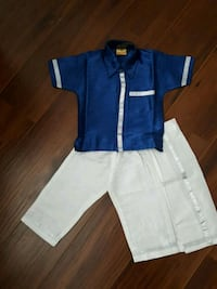 Boy's Indian Outfit. Available Size 1