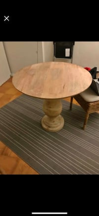 Round dining table Annandale, 22003