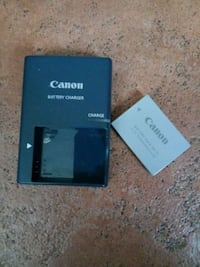 Cannon battery charger with battery