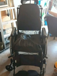 Power Plus Mobility wheel chair
