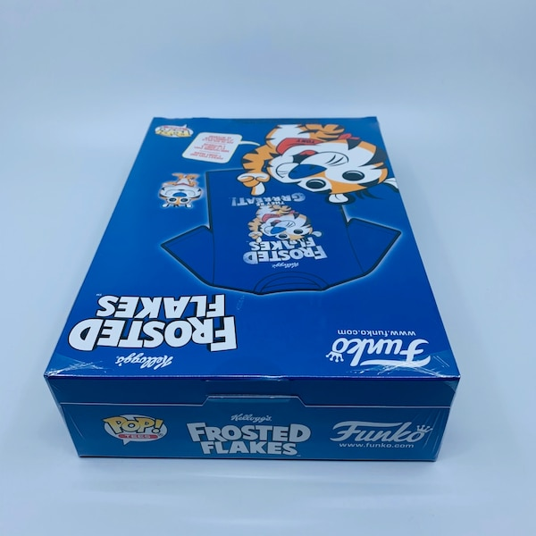 Funko Pop Tees - Frosted Flakes (includes mini figure and XL t-shirt) 676f789f-53d6-4155-a91b-c73e423d4c74