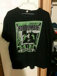 XL size Rob Zombie T-shirt Middletown, 45044