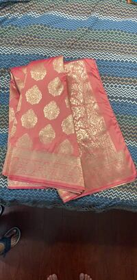 Brand New Saree with blouse never worn Surrey, V3R 1B3