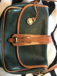 DOONY AND BOURKE ORIGINAL WOMANS LEATHER PURSE Toronto, M2N
