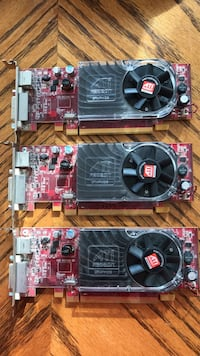 Radeon ATI B629 Graphic card Woodbridge, 22192
