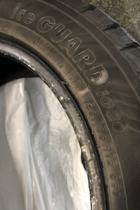 4 winter tires Vancouver, V5P