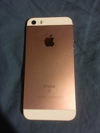 rose gold iPhone 5s 32G