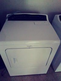 white front-load clothes dryer Augusta, 30901