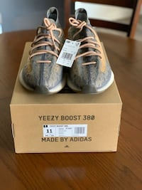 Size 11 - Yeezy Boost 380 Mist (No Trades) Falls Church, 22046