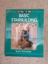 Basic Stair Building Book