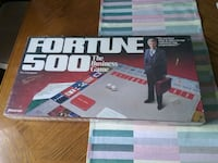 Fortune 500 the Business Game 1980 new sealed Whitchurch-Stouffville, L4A 0J5