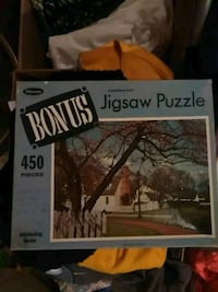 Whitman publishing vintage 450 piece jigsaw puzzle Sioux Falls, 57103