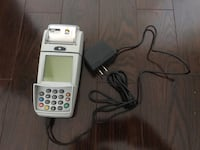 Lipman-Nurit-8000 Wireless Credit Debit Terminal Machine Mississauga, L5R 1Y1