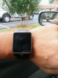 black and gray smart watch Canton, 30114
