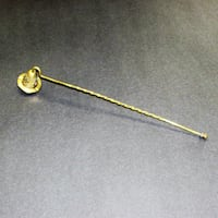 BRASS CANDLE SNUFFER LONG HANDLE ETCHED Mississauga