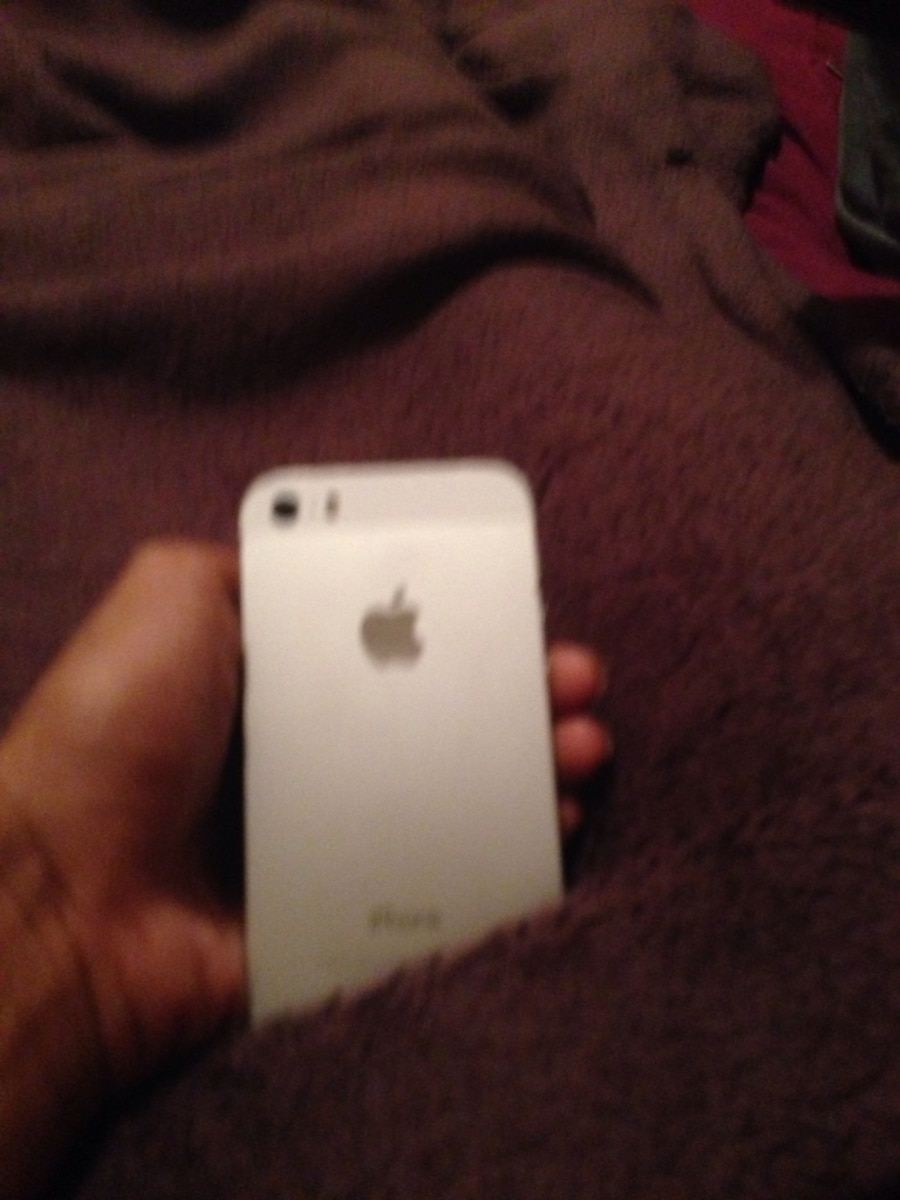 Silver iPhone 5S - Inavale