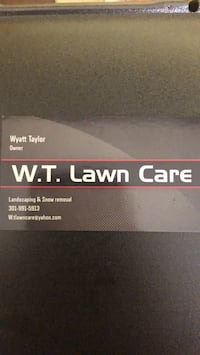 Lawn mowing landscaping snow plowing tree cutting weed whacking  Hagerstown