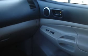 condition Toyota Tacoma v8