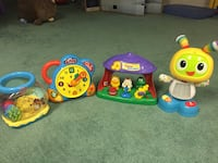 toddler's assorted toys Acton, L7J 2X4