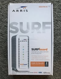Arris Surfboard SBG6700-AC Commerce, 90040