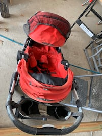 City Select double stroller (Twins)