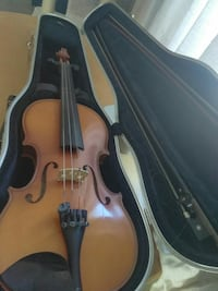 black and brown wooden violin Longmont, 80501
