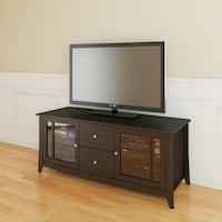 "Elegance  TV Stand up to 70"" TVs, Espresso,  SKU# 40-056-4 E1 Santa Fe Springs"