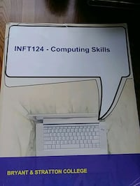 Computing skills book for college  Fulton, 13069