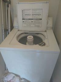white top-load washing machine Pendleton, 29670