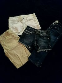 Girls shorts/capris Chaffee, 63740