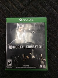 Currently at Beltway Pawn we are selling a copy of Mortal Kombat X for Xbox One. Great condition.  11411 N Sam Houston parkway e Ste 138 Humble TX 77396. Humble, 77396