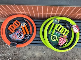 Colourful BMX Kits @ HARVESTER Bikes