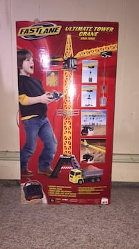Battery operated toy crane never opened  Selden, 11784