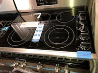 Electric cooktop 30in Frigidaire brand new 6 months warranty Owings Mills