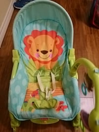 Fisher-Price rocking chair. Milton, L9T 4K8