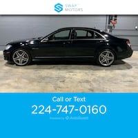 2008 Mercedes-Benz S65 6.0L V12 AMG Skokie