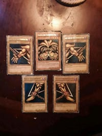 Exodia The Forbidden One Yu-Gi-Oh! Marion County, 46236