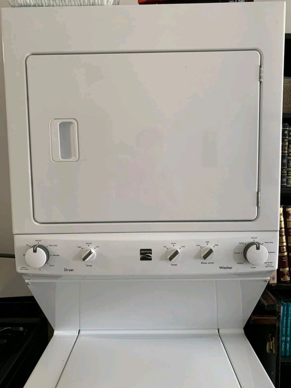 Kenmore Electric washer dryer  66ed3b1a-c032-41b0-b875-485d66c14f59