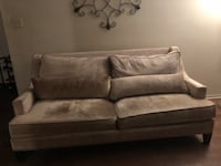 gray fabric 2-seat sofa Los Angeles, 91304