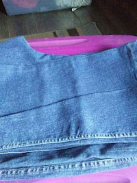 blue and pink denim bottoms Masury, 44438
