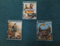 PS3 Games Mississauga, ON, Canada
