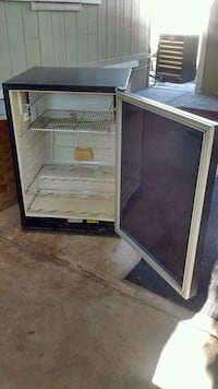 white and black commercial refrigerator Peoria
