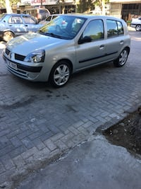 2005 Renault Clio AUTHENTIQUE 1.2 16V Saruhanlı